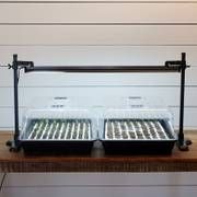 Seed Starting Universal T5 Light Stand