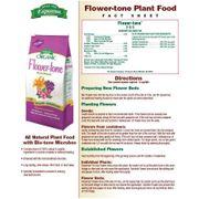 Espoma Organic® Flower-tone® Blossom Booster Alternate Image 1