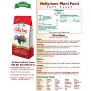 Espoma Organic® Holly-tone® Evergreen & Azalea Food Alternate Image 1