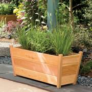 Western Cedar Planter (Rectangular)