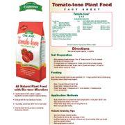 Espoma Organic® Tomato-tone®  Tomato & Vegetable Food Alternate Image 1