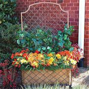 Privacy Trellis and Planter
