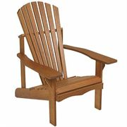Craftsman Style Adirondack Chair