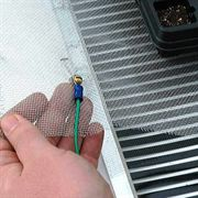 Heat Mat Grounding Screen