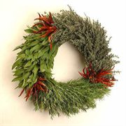 3-Herb Wreath