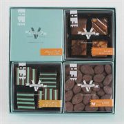 V Chocolates Sampler Gift Box