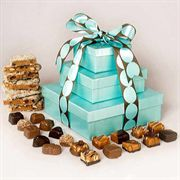 V Chocolates Indulgence Tower Gift Set