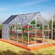 Grow & Store Hobby Greenhouse