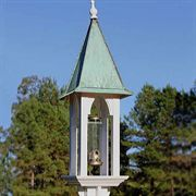 Bon Appetweet Bird Feeder with Verdigris Copper Roof