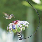 Sugar Shack™ Hanging Hummingbird Feeder Thumb