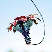 Sugar Shack™ Hanging Hummingbird Feeder Alternate Image 2