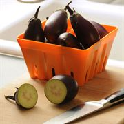 Patio Baby Hybrid Eggplant Seeds Alternate Image 3