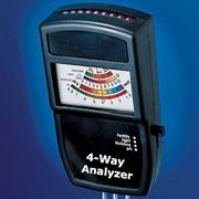 Electronic 4-Way Soil Analyzer image