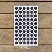 40-cell Jumbo Planting Block Alternate Image 2