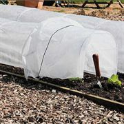 Easy Fleece Poly Tunnel
