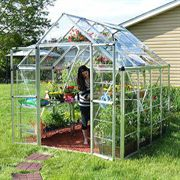 Snap & Grow™ 8ft x 8ft Hobby Greenhouse