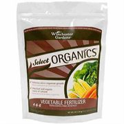 Organic Vegetable Fertilizer (3-lb. bag)