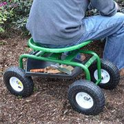 Tractor Seat Scoot