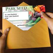 Park Seed Gift Certificate