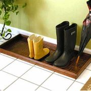 Venetian Bronze Boot Tray