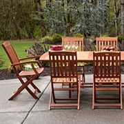 Hardwood Spontaneity Outdoor Furniture