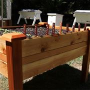 Elevated Garden Bed - Available in Three Sizes!