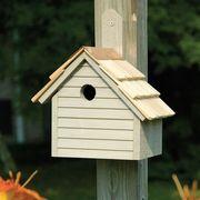 Cape Cod Wren Birdhouse