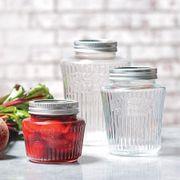 Vintage Preserve Jars image