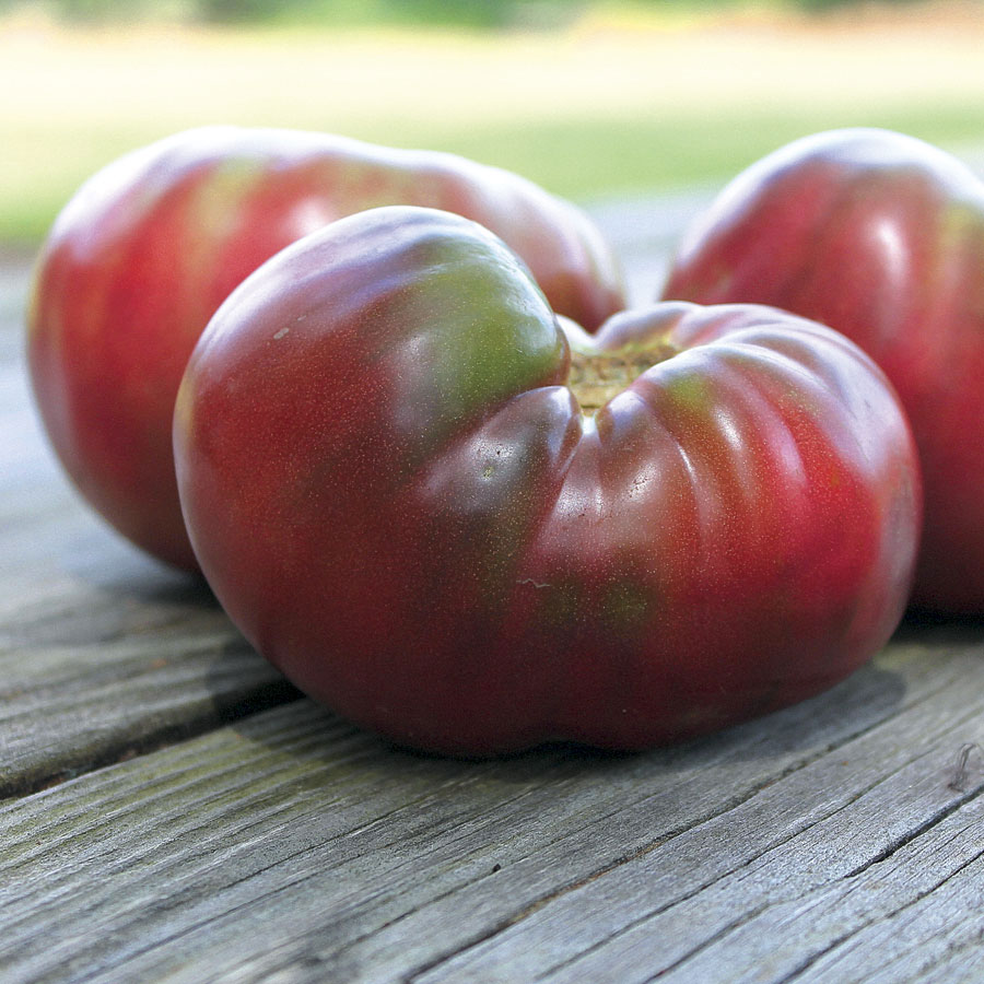 Cherokee Purple Organic Tomato Seeds From Park Seed