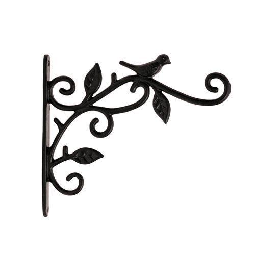 Restorers Brass Bird Plant Hanger - Pair Image