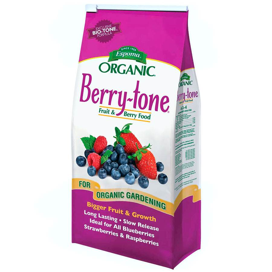 Espoma Organic® Berry-tone® Fruit & Berry Food Image