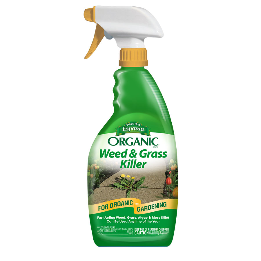 Espoma Organic® Weed and Grass Killer Image