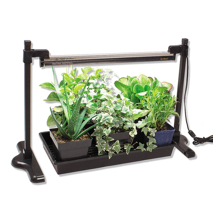 SunBlaster 24-inch LED Light and Stand Kit Image