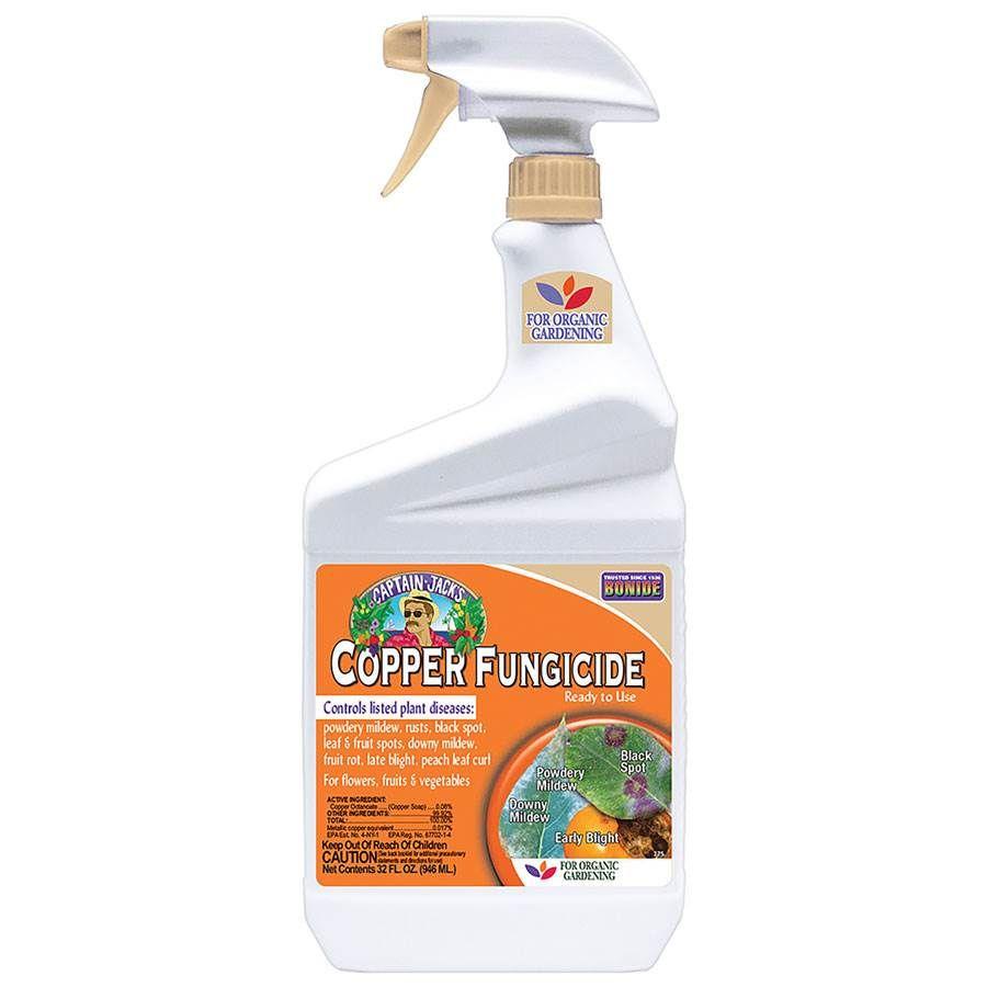 Bonide Copper Fungicide - Ready to Use Image