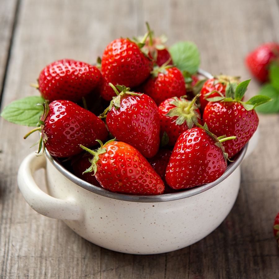 Eversweet Strawberry Plants Pack Of 25 From Park Seed