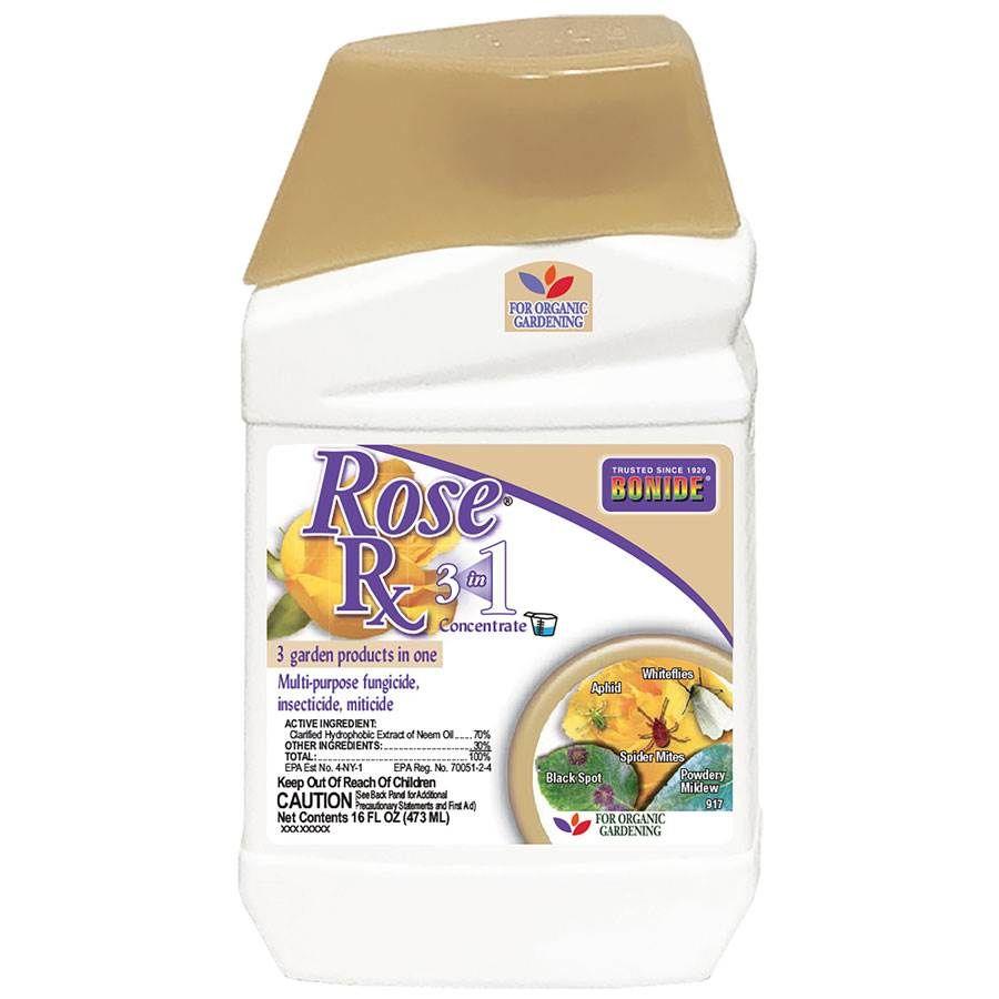 Bonide Rose Rx® 3-in-1 Concentrate Image