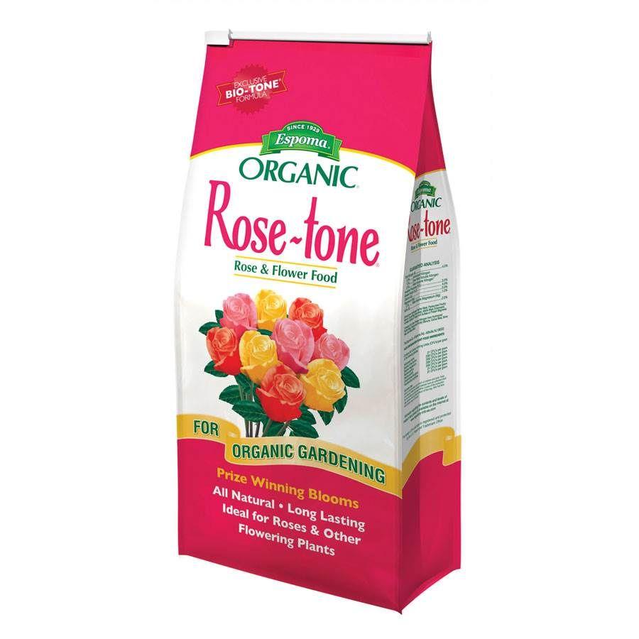Espoma Organic® Rose-tone® Rose & Flower Food Image