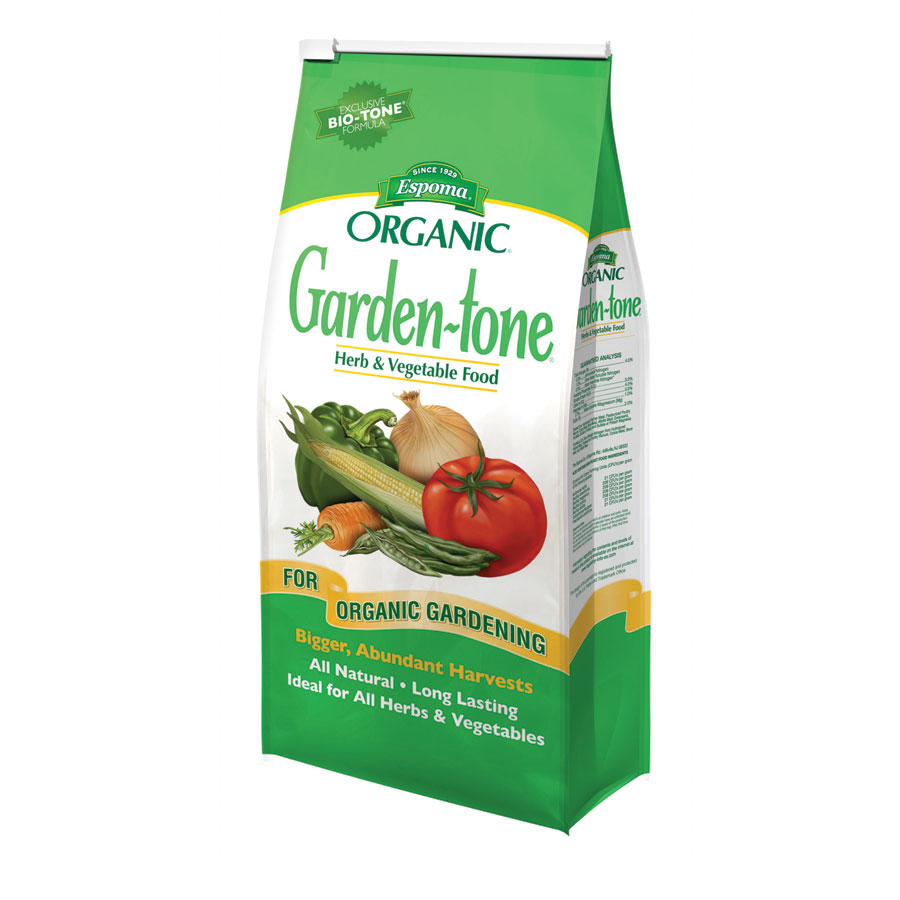 Espoma Garden Tone 4lb Bag From Park Seed