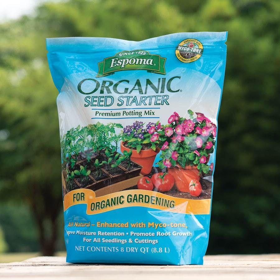 Espoma Organic® Seed Starter Mix Image