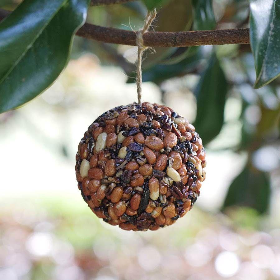 Seed & Nut Birdseed Ball Image