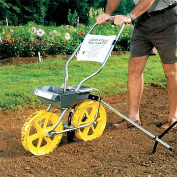 precision garden seeder seeders for sale