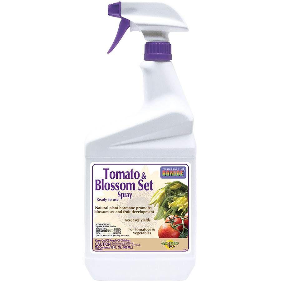 Bonide Tomato and Blossom Spray - Ready to Use Image