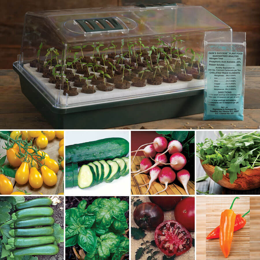Park's Bio Dome & Seed Kit Collections Image